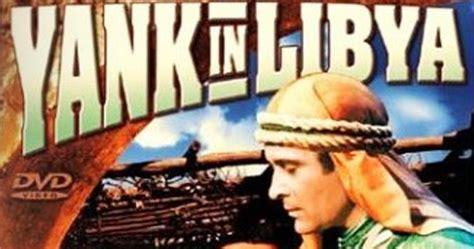 film perang inggris film perang dunia a yank in libya 1942