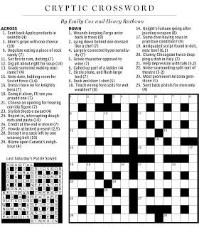 national post cryptic crossword forum saturday june 23 national post cryptic crossword forum saturday july 23