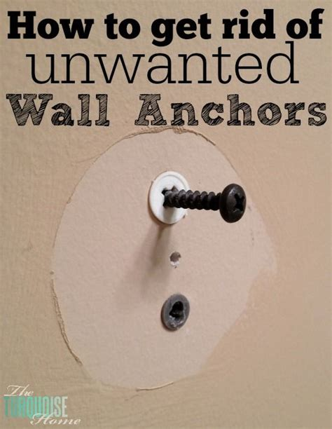 how to remove a wall 25 unique wall anchors ideas on pinterest how to repair