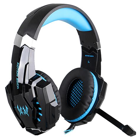 Headset Komputer auriculares con microfono para pc sharemedoc