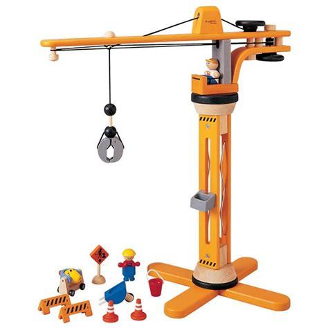 plan set plan toys crane set planworld 60860