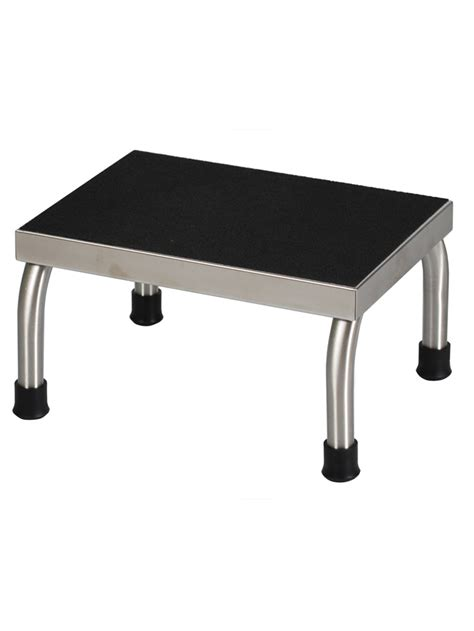 foot stools ss8376 stainless steel foot stool umf
