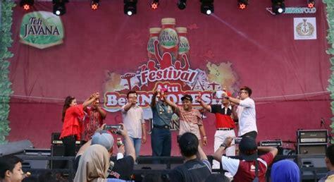 Teh Javana Di Alfamart teh javana gelar festival aku berindonesia nasional tempo co