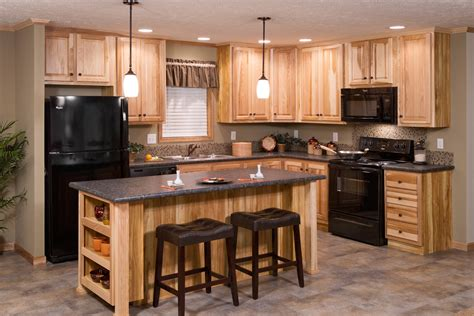 mobile home kitchen cabinets for sale images redman model home with hickory cabinets brooks village