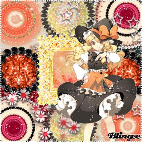 Postcard Anime Touhou Project marisa kirisame picture 135118800 blingee