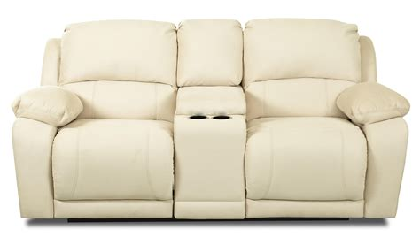 dual reclining loveseat with console dual unit reclining loveseat with storage console by