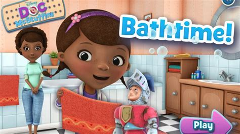 doc mcstuffins bathroom disney doc mcstuffins bathtime gameplay doc mcstuffins