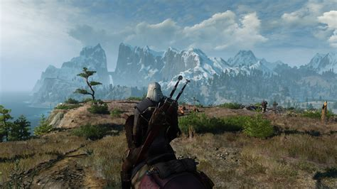terrain mod   witcher  replaces skellige