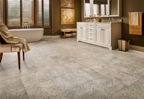 Home Design Stores Cincinnati by Classico Travertine Blue Mist Beige Armstrong Vinyl