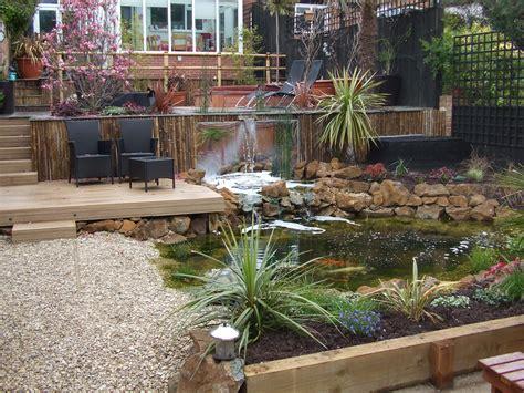 Decoration Small Koi Pond Design » Home Design 2017