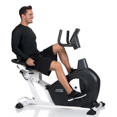 comfort fitness hammer recumbent bike comfort xtr