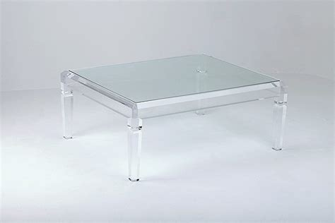 Perspex Coffee Table Coffee Tables