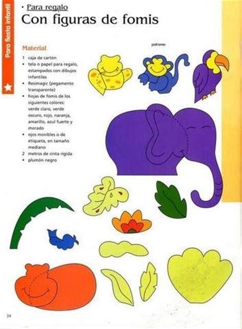 figuras foamy fomi excelentes para moldes para todo para regalo con figuras de foami