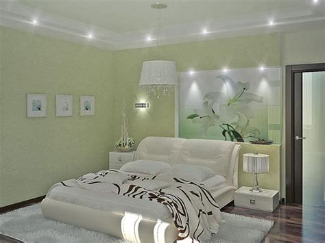 Interior Paint Ideas Try Warm Shades Of Red Yellow Or Green Paint For Bedroom