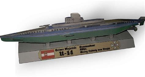 How To Make A Paper Submarine - free plans paper power war ships