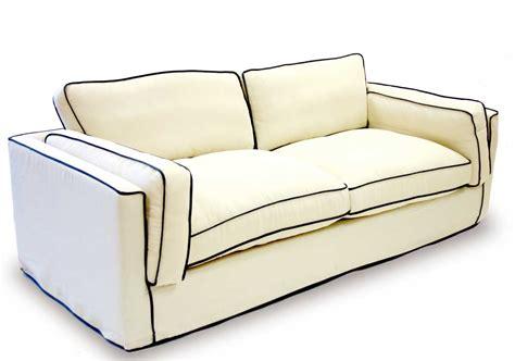 south beach sofa armen living south beach sofa cream slipcover al