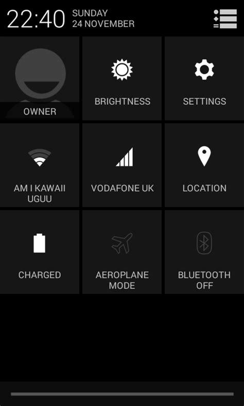 Handphone Huawei Ascend Y300 custom rom cynogenmod 11 huawei ascend y300 modification