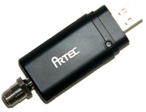 Usb Tv Tuner For Laptop artec t14a usb tv tuner hdtv on a laptop