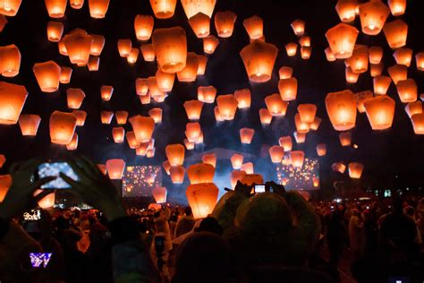 new year 2018 lantern festival taiwan should be on your list and here are 8