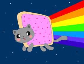 Nyan Cat Aroma Desserts And More Nyan Cat Cake