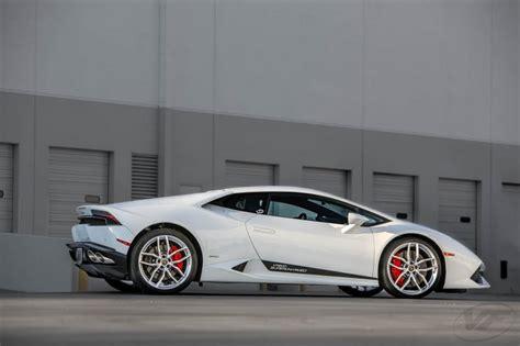 Lamborghini Engineering Lamborghini Huracan Supercharged By Vf Engineering To 805