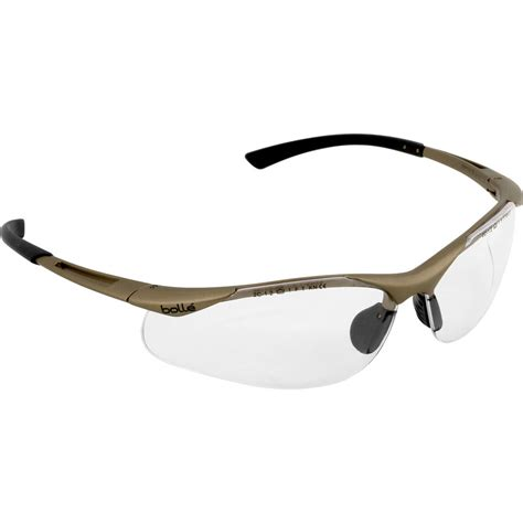 bolle contour safety glasses clear toolstation