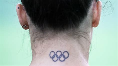 tamron hall tattoo olympic ink 2016 see the coolest tattoos spotted in
