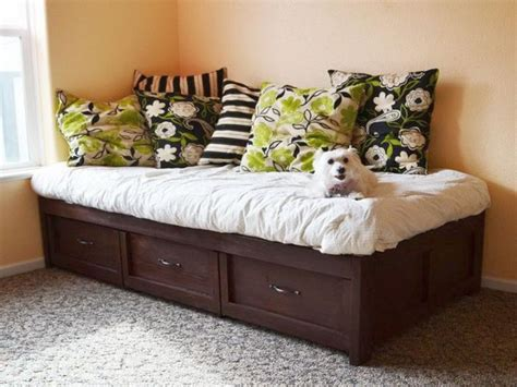 day bed ideas 17 easy ideas on how to make a daybed
