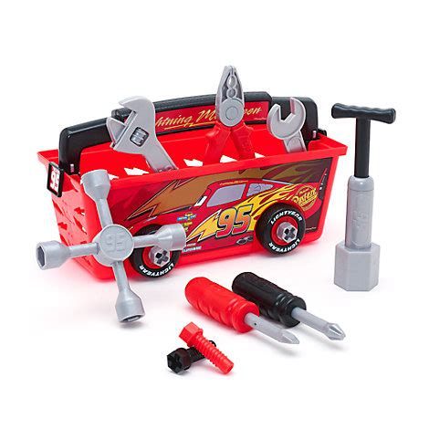 pedal to the metal disney pixar cars disney pixar cars 3 toolbox