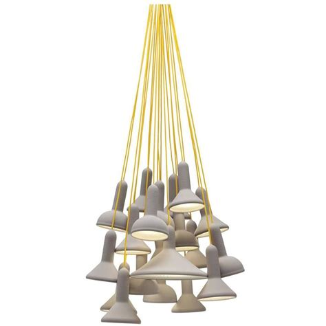 Torch Light Fixture Established And Sons Torch Bunch Suspension Light Fixture By Sylvain Willenz For Sale At 1stdibs