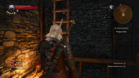 un juego peligroso the witcher 3 misi 243 n secundaria un juego peligroso parte 2 conclusi 243 n youtube