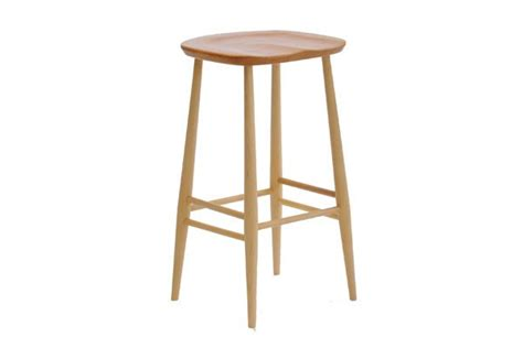 Ercol Style Bar Stool by Ercol Bar Stool Remodelista
