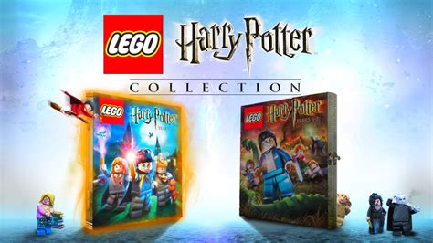Kaset Ps4 Lego Harry Potter Collection lego harry potter collection title screen ps4