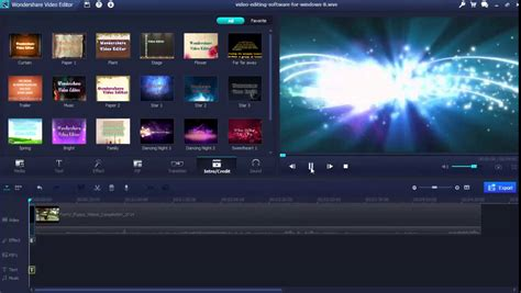 best video editor windows best video editing software for windows 8 youtube
