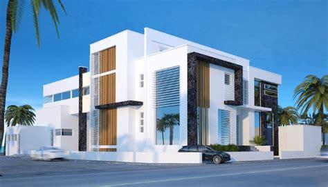 Contemporary House Floor Plans exterior villa design for uae linkedin