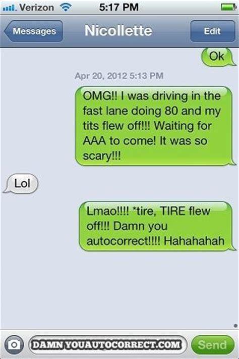 'damn you auto correct' picks 2012's 11 funniest texts