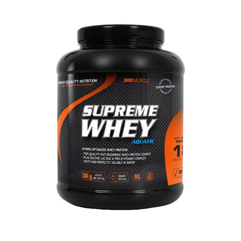supreme whey protein supreme whey aquatic 900g 28 90 k 214 rperkult fitness