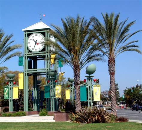 Garden Grove Ca Department Tower On The Green Gets A Facelift City Of Garden Grove