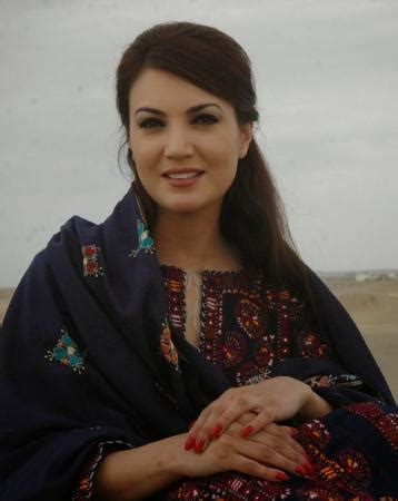 reham khan a famous pakistani tv anchors people images