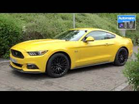 2016 ford mustang gt (421hp) drive & sound (60fps) youtube