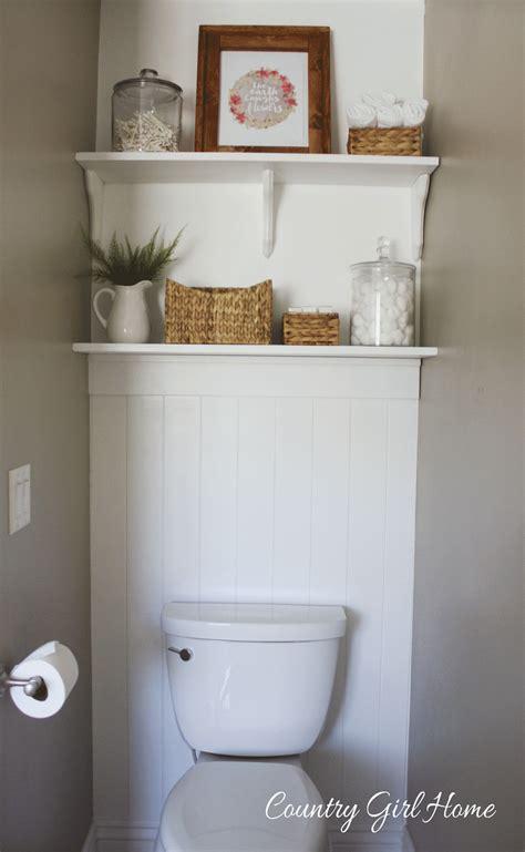 country bathroom shelves country girl home bathroom shelves