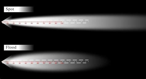 Landscape Lighting Flood Vs Spot Spotlights Vs Floodlights Which Work Light Is Right For You