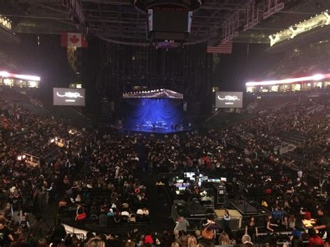 section 102 acc air canada centre section 103 concert seating