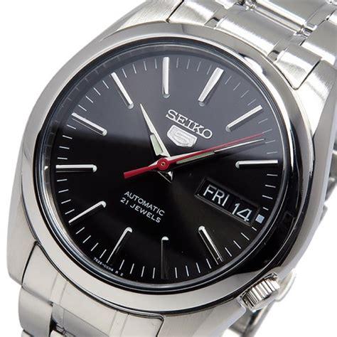 Seiko 5 Snkl45k1 送料無料 セイコー seiko セイコーファイブ 自動巻き メンズ 腕時計 snkl45k1 ブラック メンズ