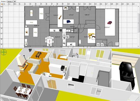 Incroyable Logiciel Plan Interieur Gratuit #4: Sweet_Home_3d.JPG
