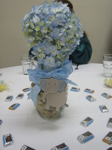 Baby Shower Vases Centerpieces by Best 25 Elephant Centerpieces Ideas On