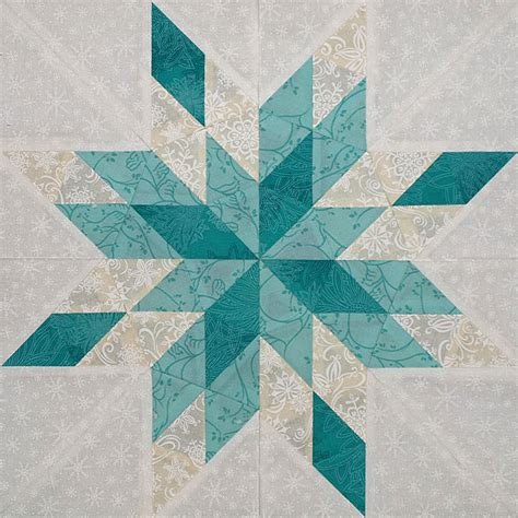 Snowflake Quilting Design by Saguita Quilts Snowflakes And
