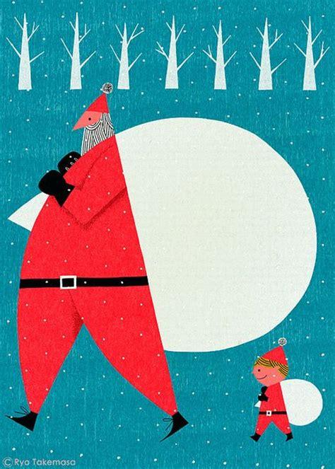 design inspiration christmas holiday illustration inspiration