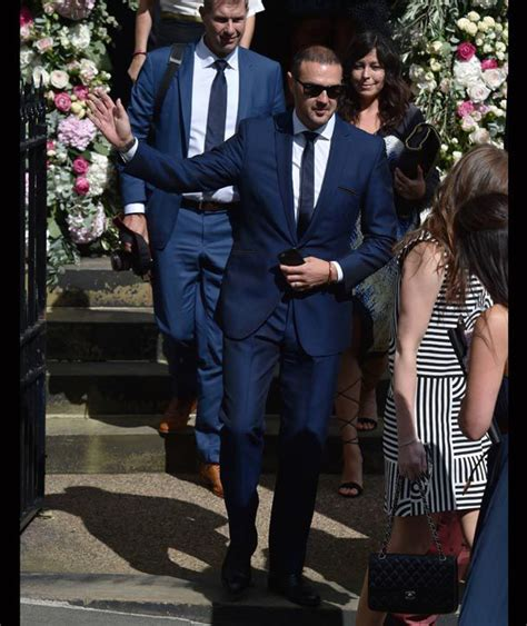 paddy mcguinness wedding photos paddy mcguinness waves after the wedding of declan