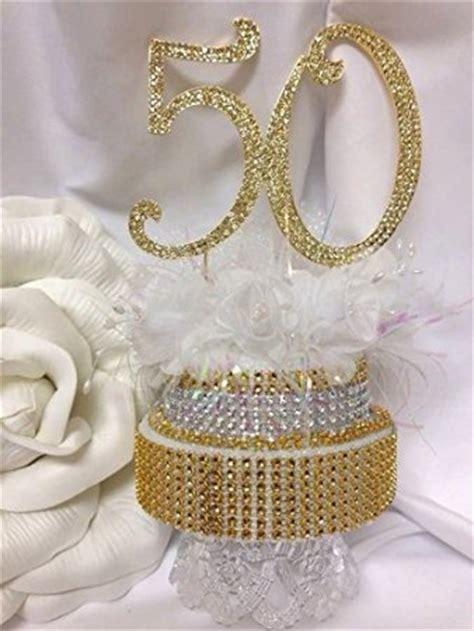 Home Decor Wholesale Supplier buy 50th anniversary birthday cake cake topper centerpiece